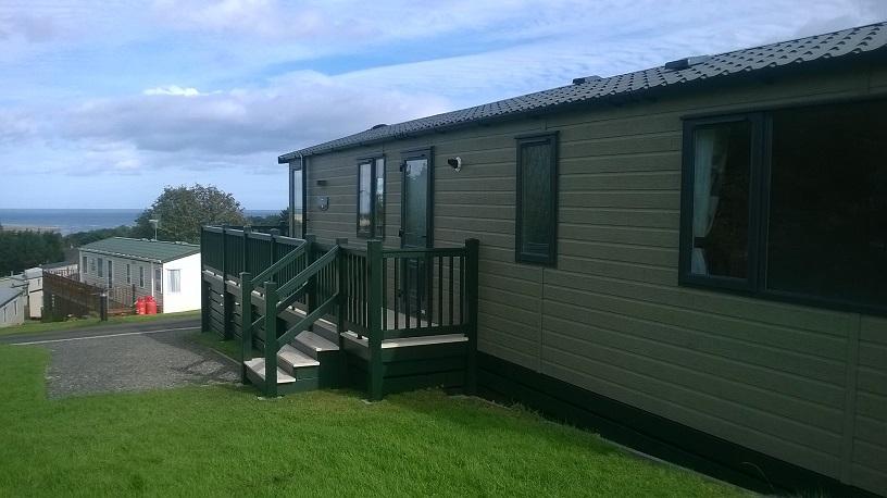 Wonderful  Riverside Holiday Park Rothbury Northumberland  Caravan Sitefinder