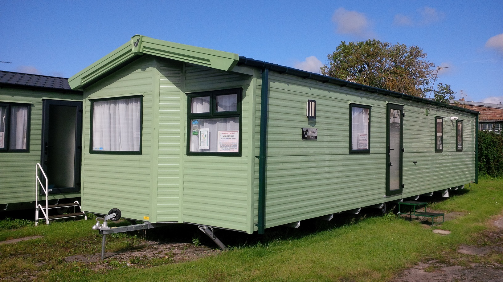 Willerby Skye - 3 Bedrooms