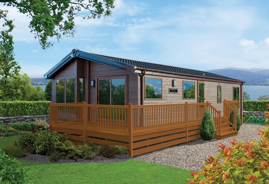 Willerby Portland Lodge - 3 Bedrooms